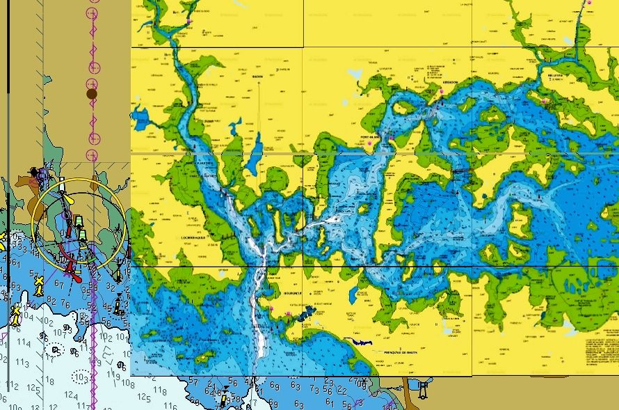 Carte Golfe Du Morbihan A Imprimer.Imprimer Golfe Morbihan 52 Cartes Issues De L Option Sas
