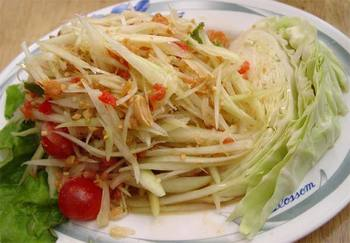 Pratiques et techniques de la plaisance - Recette salade verte ...